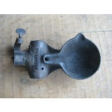 Vintage Charles H Field Lead Hammer Service 2 # Casting Mold Repaired Condition