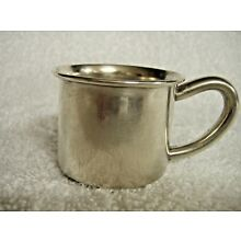 Vintage  Lunt Sterling Silver Youth Cup Wt. 35 grams(26)