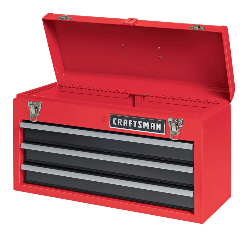 Portable Tool Chest Garage Toolbox Storage Cabinet 3 ...