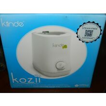 Kiinde Kozii Bottle Warmer and Breast Milk Warmer, White