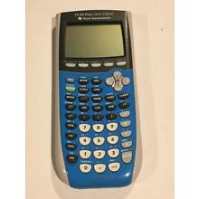 Texas Instruments TI-84 Plus Silver Edition Graphing Calculator 5013