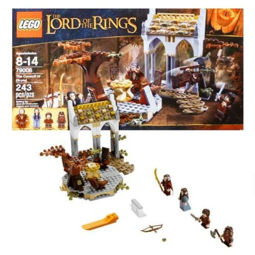 LEGO The Lord of the Rings: The Council of Elrond (79006) New & Sealed Retired