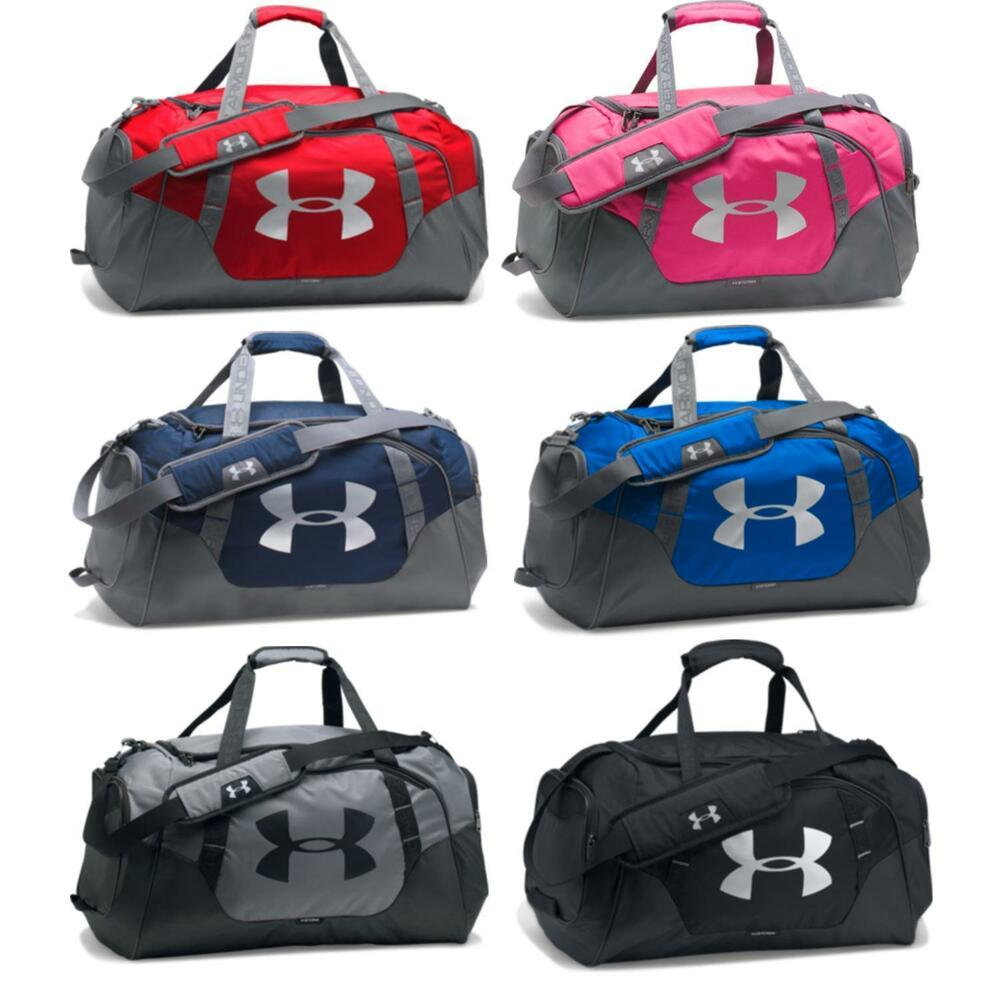 15865a6890b2 Details about Under Armour UA Undeniable 3.0 Large Duffle Bag All Sport Duffel  Gym Bag