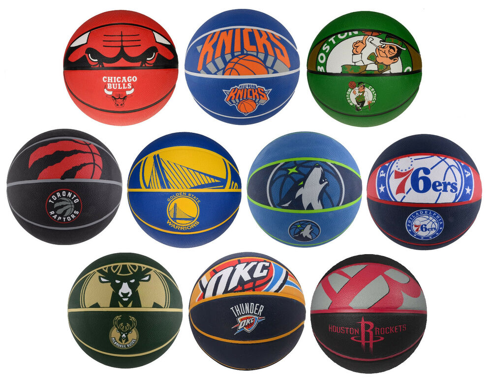Details about Spalding NBA Team Rubber Basketball Official Size - Warriors 8880220b7f8f