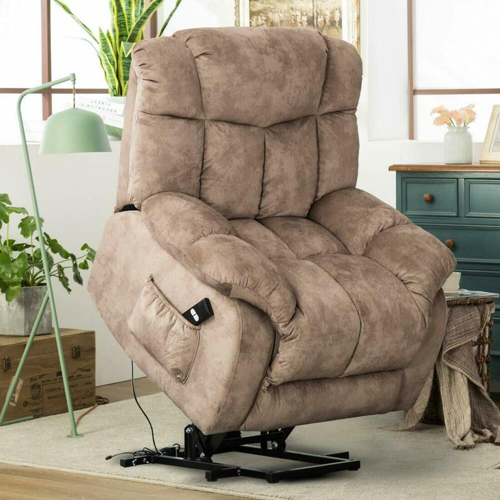 Canmov Power Lift Recliner Chair Heavy Duty And Safety