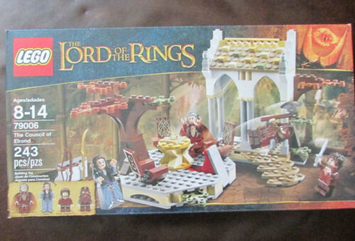 LEGO The Lord of the Rings 79006 The Council of Elrond ~ NEW Sealed (2013)