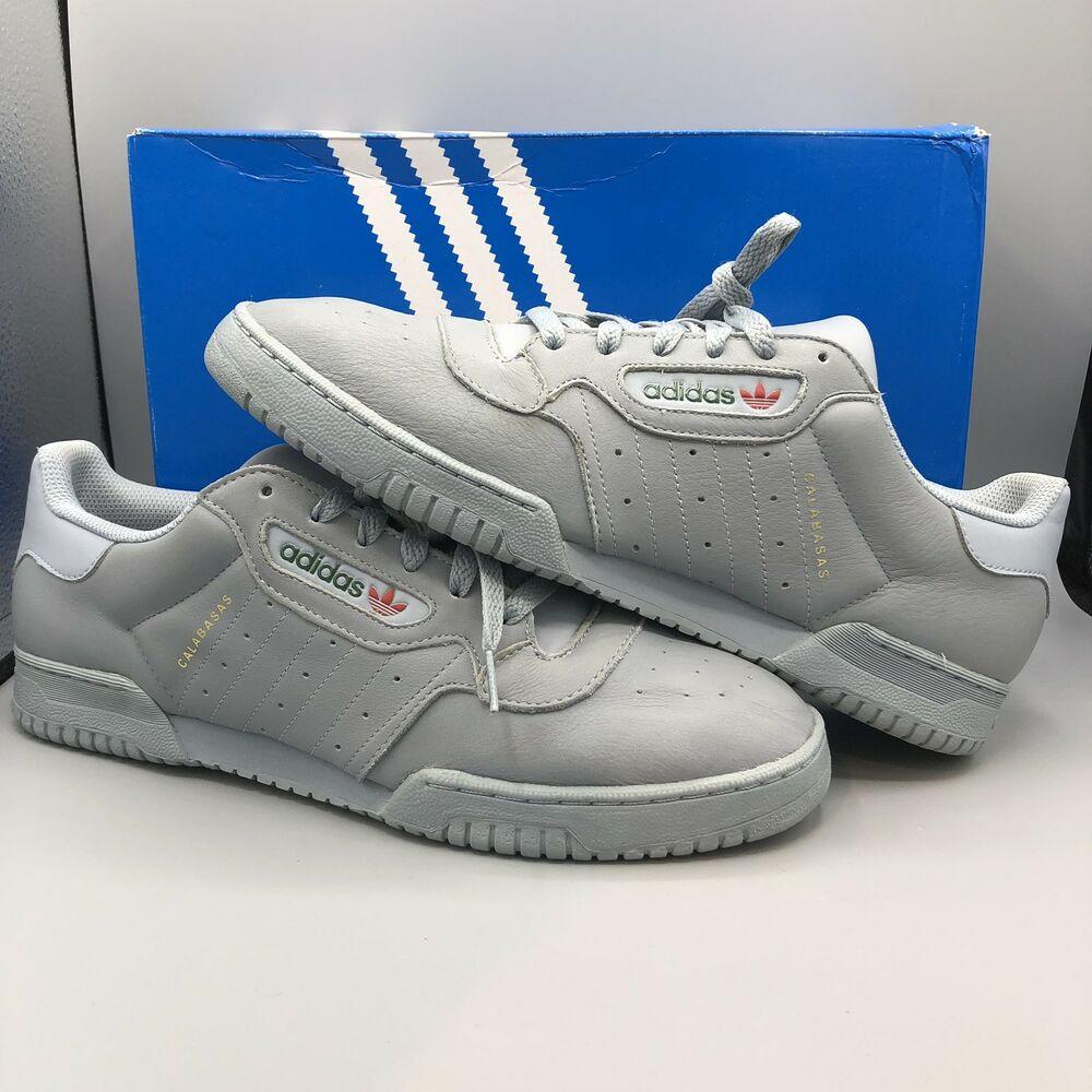 3497594eb6fe4 Details about Adidas Yeezy Calabasas Powerphase Grey size 12 CG6422 Boost  Ultraboost Pirate
