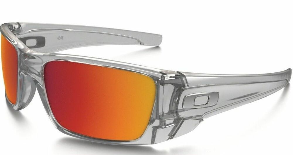 824149b5755 Details about NEW Authentic Oakley Sunglasses Fuel Cell OO9096-H6 Polished  Clear Torch Iridium