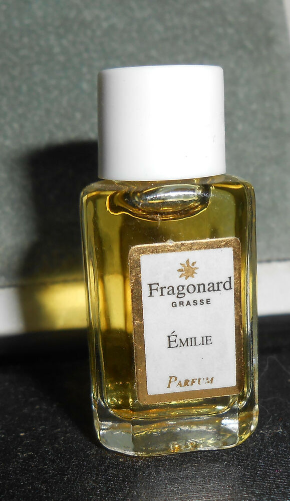 Fragonard Grasse Emilie Parfum Miniature 2ml True Perfume Fragrance