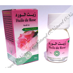 Rose Oil (Macerate) 100% Natural 30ml Aceite de Rosa Tracked Shipping
