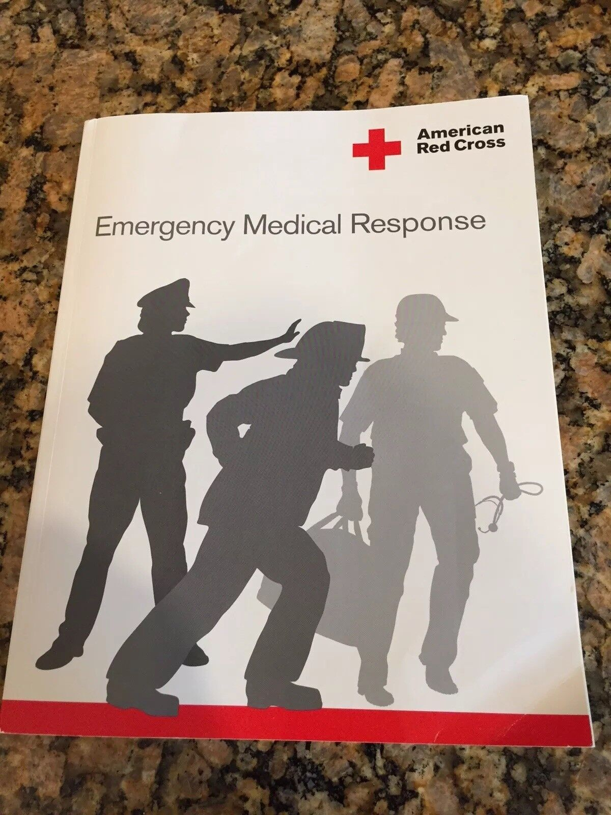 6fb3100d2190 ... ISBN 9781584803270 product image for American Red Cross Emergency  Medical Response Participant s Manual