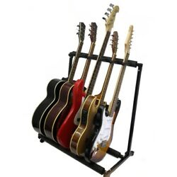 Kyпить 5 Instrument Guitar Stand / Display Rack на еВаy.соm