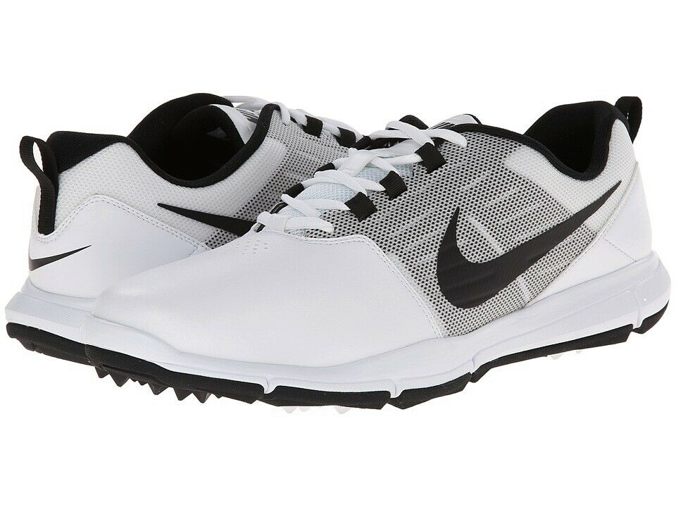 best website c1b54 59b77 Details about New Mens Size 11 11-Wide NIKE EXPLORER SL 704696-100 White Golf  Shoe