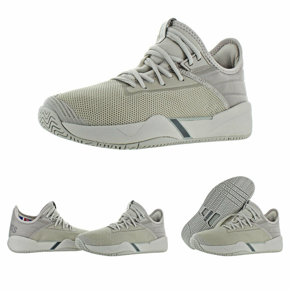 566ee46e8d21 Details about K-Swiss Men s SI-2018 Mid-Top 90 s Retro Sneakers Shoes