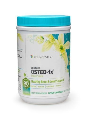 YOUNGEVITY Beyond Osteo-Fx Powder 357g Canister -- Calcium -- FREE SHIPPING!!