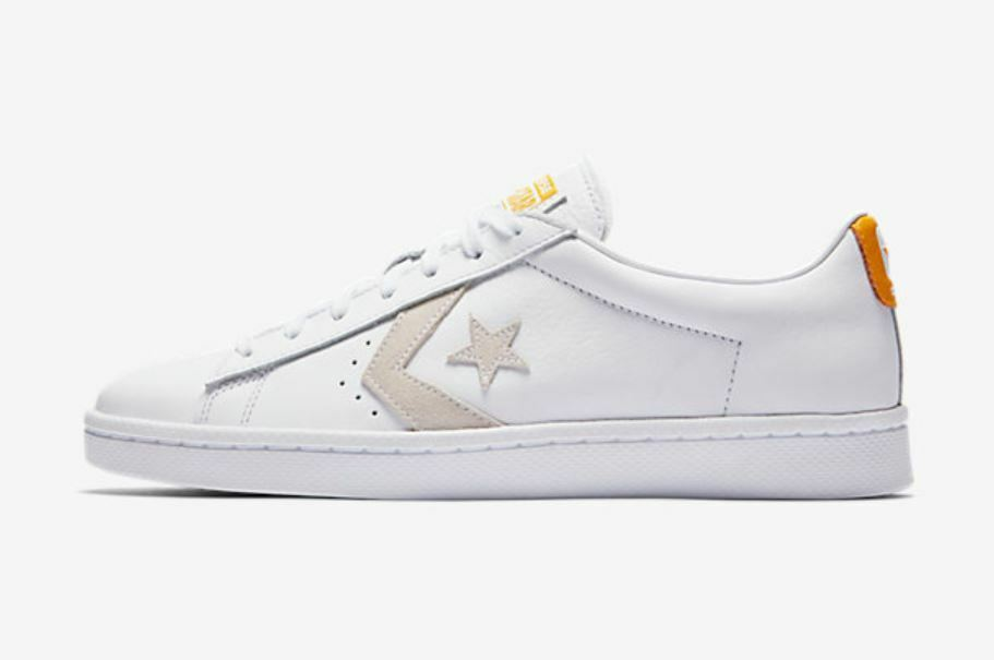 db06d75b8bcfb2 Details about Converse Pro 76 Low Top Leather Basketball Shoes size Men s  12 155322C