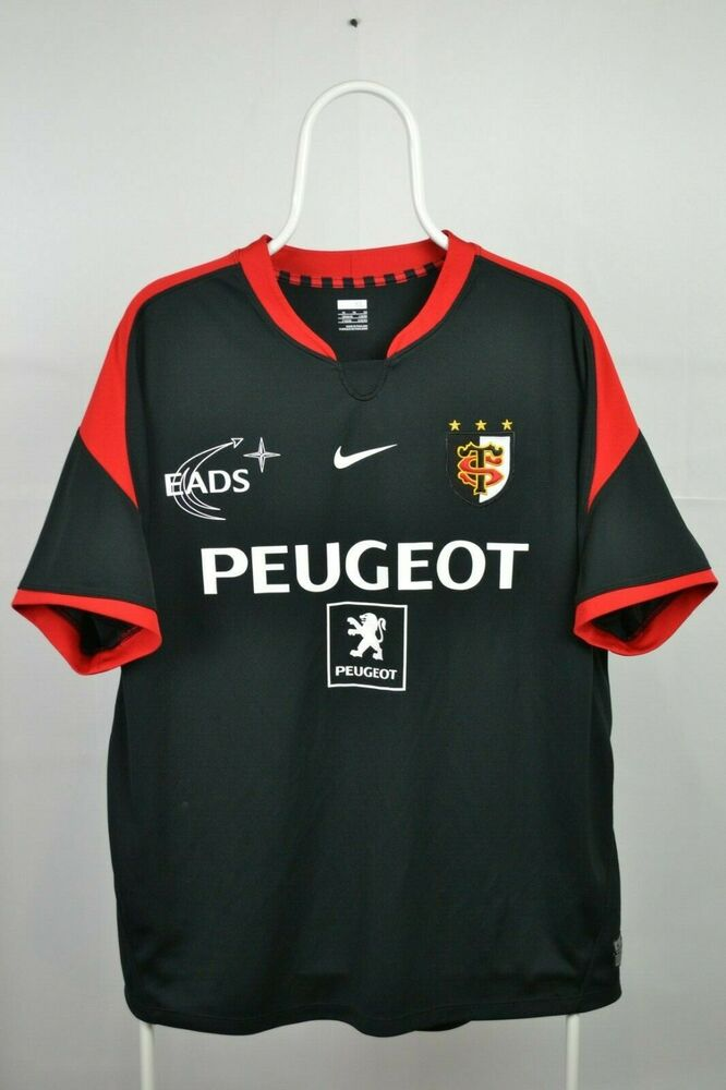 b08b2893a0d Stade Toulousain toulouse france rugby union football extra large mans nike  XL | eBay