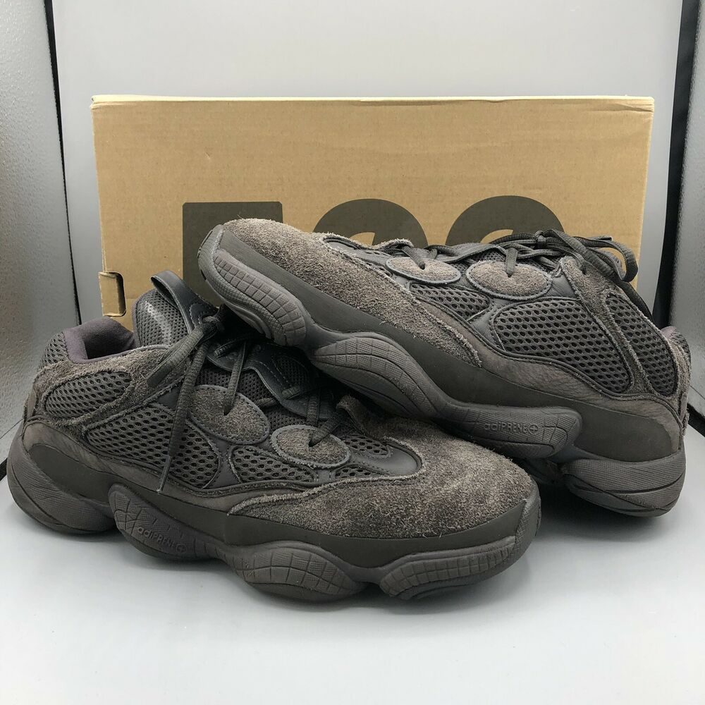 05949449e Details about Adidas Yeezy Boost 500 Utility Black Shadow Size 11 F36640  Moon 350 700