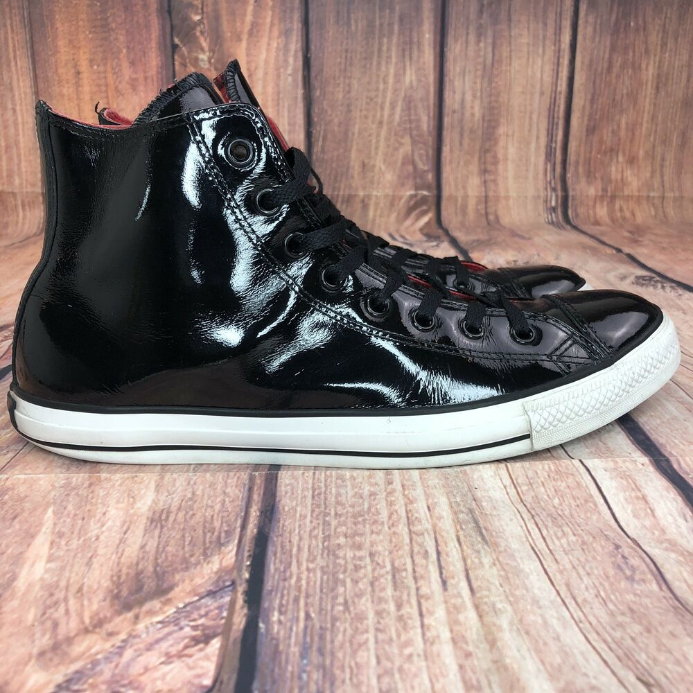 eb0f3617bbb3bb Details about Converse Chuck Taylor All Star Sneakers Men Size 12 - Women  Size 14 EUC