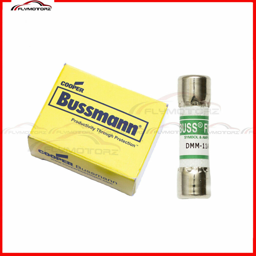 Outstanding 1 Pcs Bussmann Dmm 11A Buss Fast Acting Fuse 11 Amp 1000 Volt Fluke Wiring Cloud Hisonuggs Outletorg