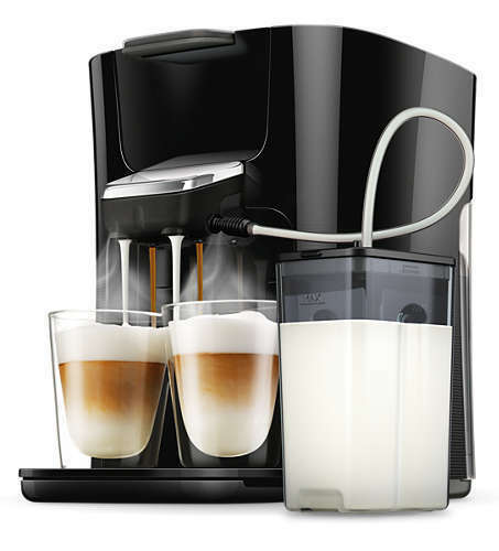 PHILIPS Senseo Latte Duo Plus HD6570/60 Kaffeepadmaschine B-Ware