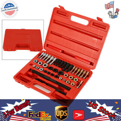 New 40x Tap and Die Set&threading Tool Quickly Repair Bolts Nuts Various Size