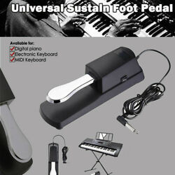 Kyпить Damper Sustain Pedal Foot Switch for Yamaha Casio Electronic Piano Keyboard на еВаy.соm