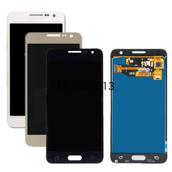 LCD Display Touch Screen For Samsung Galaxy A3 2015 A300 A300F A300FU Replace
