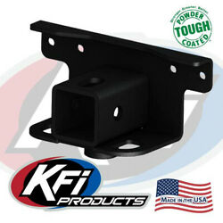 KFI Products Rear 2'' Tow Hitch Receiver For Yamaha Grizzly Kodiak 700 101280