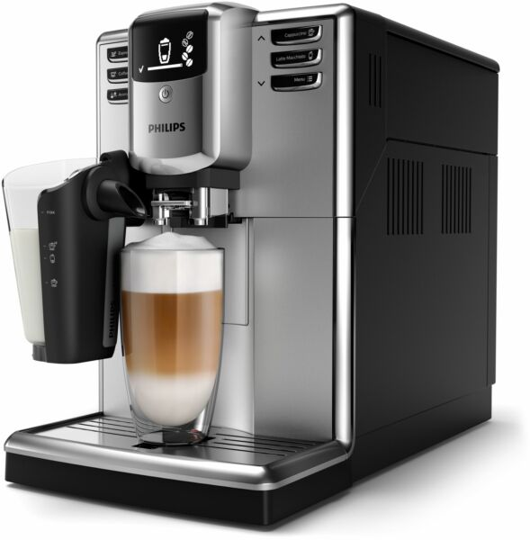 PHILIPS Series 5000 EP5333/10 Kaffeevollautomat LatteGo Milchsystem