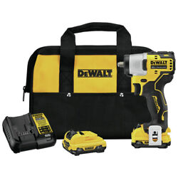Kyпить DEWALT DCF902F2 XTREME 12V MAX BL 3/8 in. Li-Ion Impact Wrench Kit New на еВаy.соm