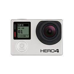 Kyпить Used GoPro HERO 4 Black Edition 4K 1080P HD Camera Camcorder Wi-Fi Warranty USA на еВаy.соm