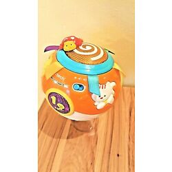 Vtech Move and Crewl Ball UNISEX AGES 6MOS+  Pre Owned
