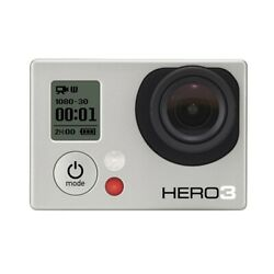 Kyпить Used GoPro HERO 3 White 1080P 5MP HD Sport Action Digital Camera Camcorder WiFi  на еВаy.соm