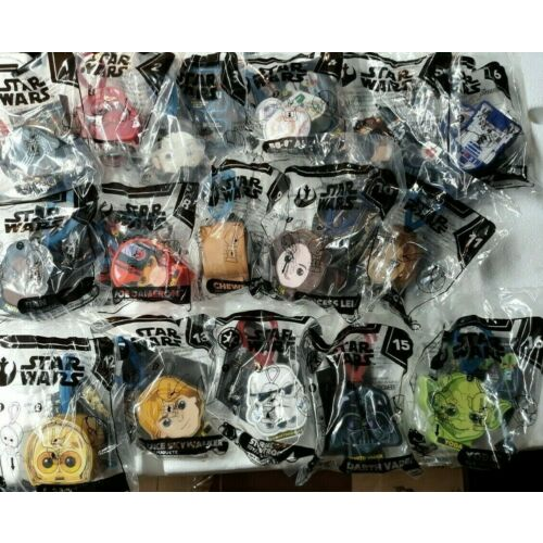 $2.25 PICK or BUY ALL 19 McDonald's Star Wars Rise of Skywalker Happy Meal Toys