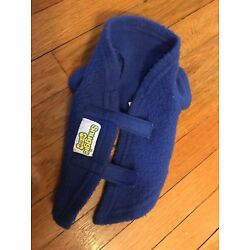 Snuggie for Dogs Blue Size Extra Small