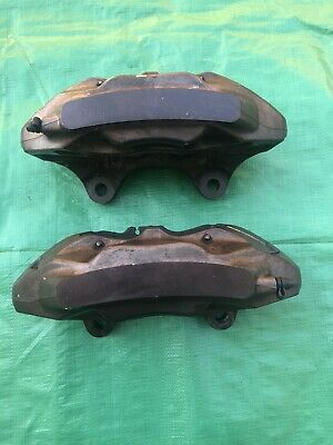 2008-2017 Volkswagen Touareg Front Set Left & Right Brembo Brake Calipers OEM vw