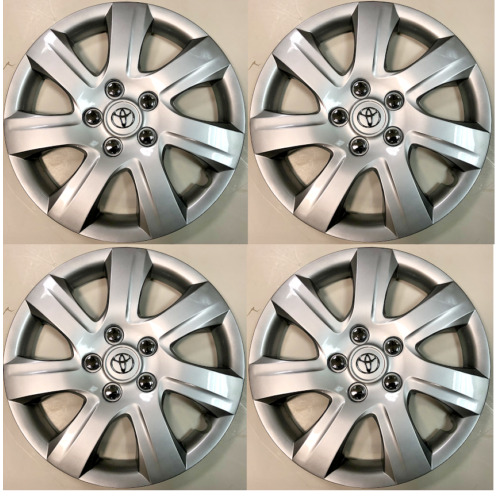 "4 x full set 16"" Hubcaps Fits Toyota Camry  2010 2011 Wheel Cover"