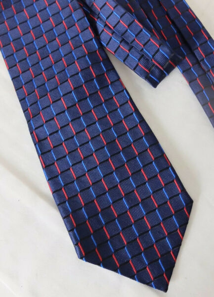 Dehavilland Blue Silk Tie
