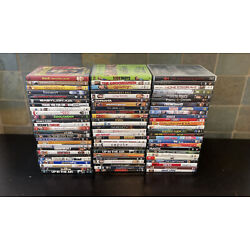 Kyпить Lot of 70 Used ASSORTED DVD Movies - 70 Bulk DVDs - Used DVDs Lot - Wholesale  на еВаy.соm