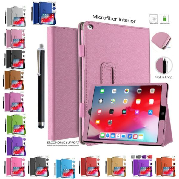 Flip Magnetic Folding Smart Stand Case Cover For Apple iPad 10.2