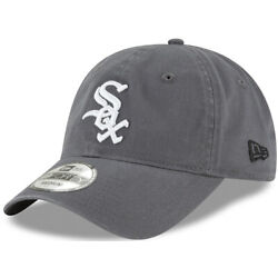 Chicago White Sox Core Classic Hat Buckle Back Grey