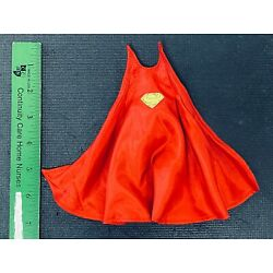 Kyпить PB-C-SUP: 1/12 Red Wired Cape w/ logo for 6