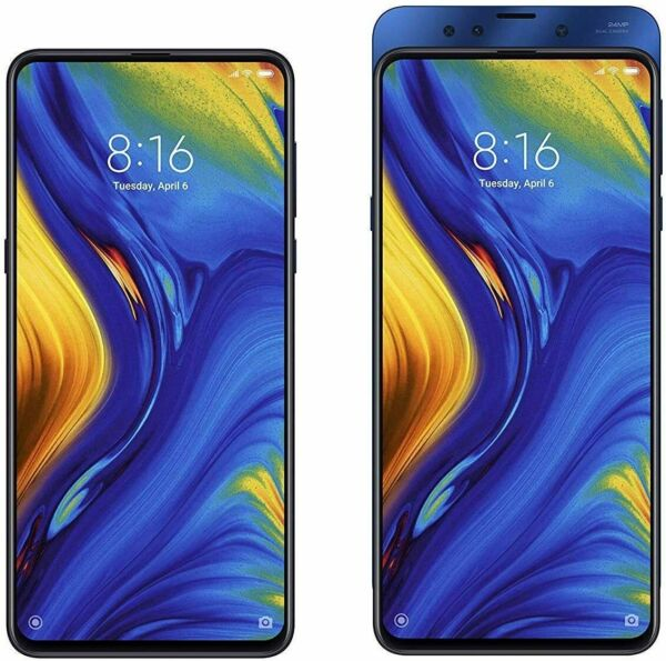 Smartphone Xiaomi Mi Mix 3 5G da 128GB  6GB RAM Blu Blue Versione Global Banda20