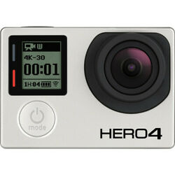 Kyпить Used GoPro HERO 4 Silver 4K HD Action LCD touch screen WiFi Camera Camcorder USA на еВаy.соm