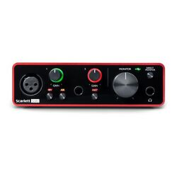 Kyпить Focusrite Scarlett Solo 3rd Gen 2-in, 2-out USB Audio Interface на еВаy.соm