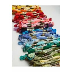 DMC Floss Pick your color! 500 - 699 Brand New Free Shipping on 3+
