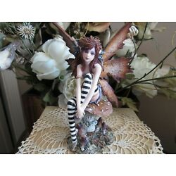 Kyпить Amy Brown NAUGHTY Fairy Figurine Brand New In Box! by Pacific Giftware на еВаy.соm