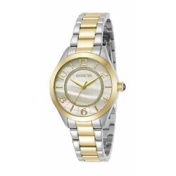 Kyпить Invicta Women's Angel 31108 33mm White Dial Stainless Steel Watch на еВаy.соm