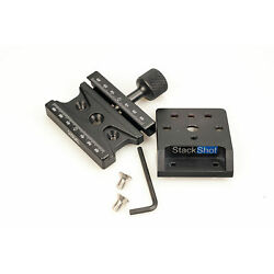 Kyпить Low Profile Arca Swiss Adapter with Clamp for  COGNISYS StockShot  на еВаy.соm